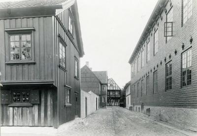 Gamlebyen 1930