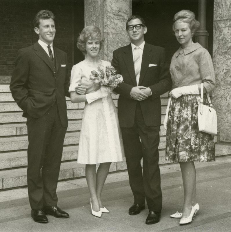 Nanne Holten til høyre. Foto: privat.