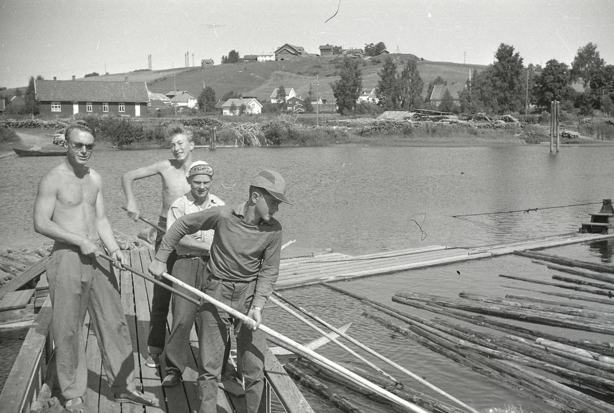 Bilde fra 1958. Foto: John Willy Rudolph / Bilde fra 1958. Foto: John Willy Rudolph