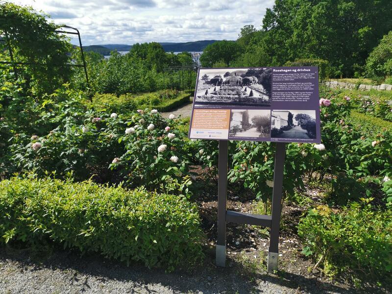 En hage i endring utstilling (Foto/Photo)