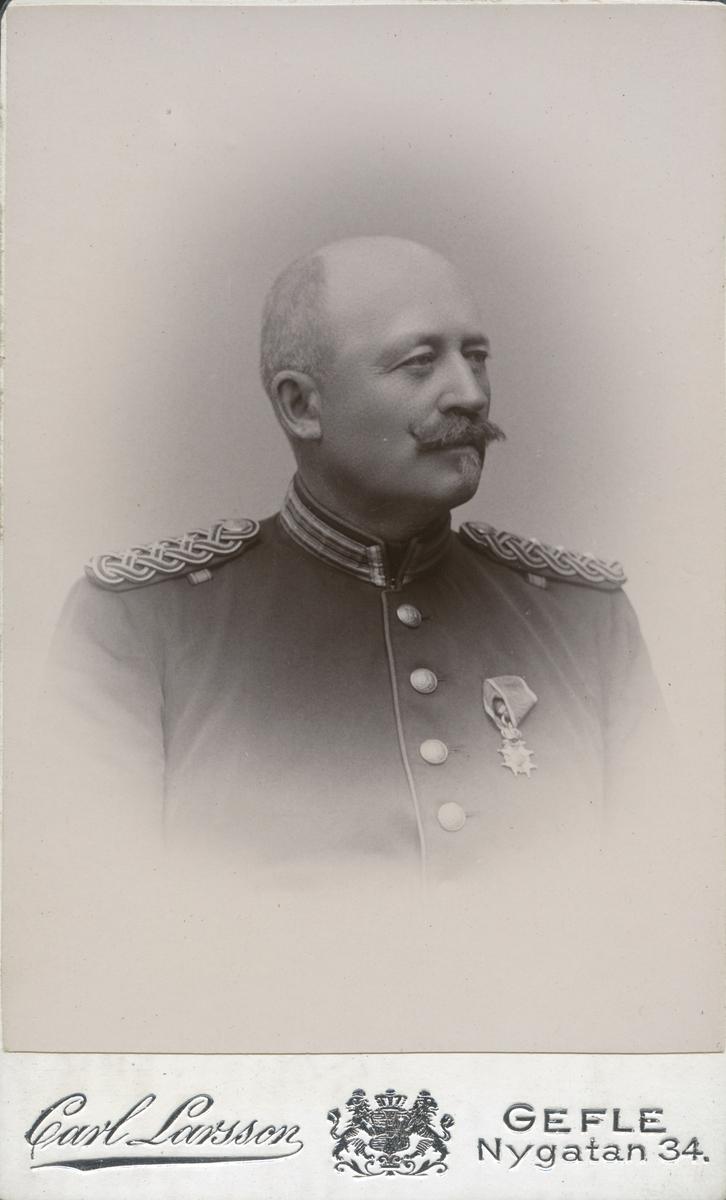 Kapten Mårtensson.