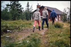 Friluftsliv, vandring och camping