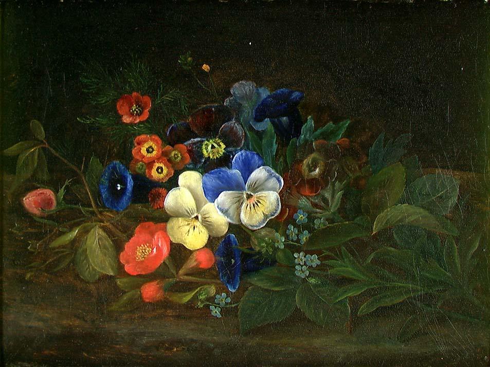 Blomsterstykke [Maleri]