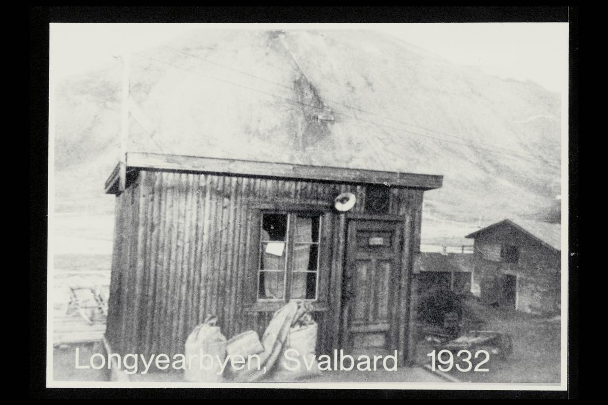eksteriør, poståpneri, 9170 Longyearbyen, postsekker