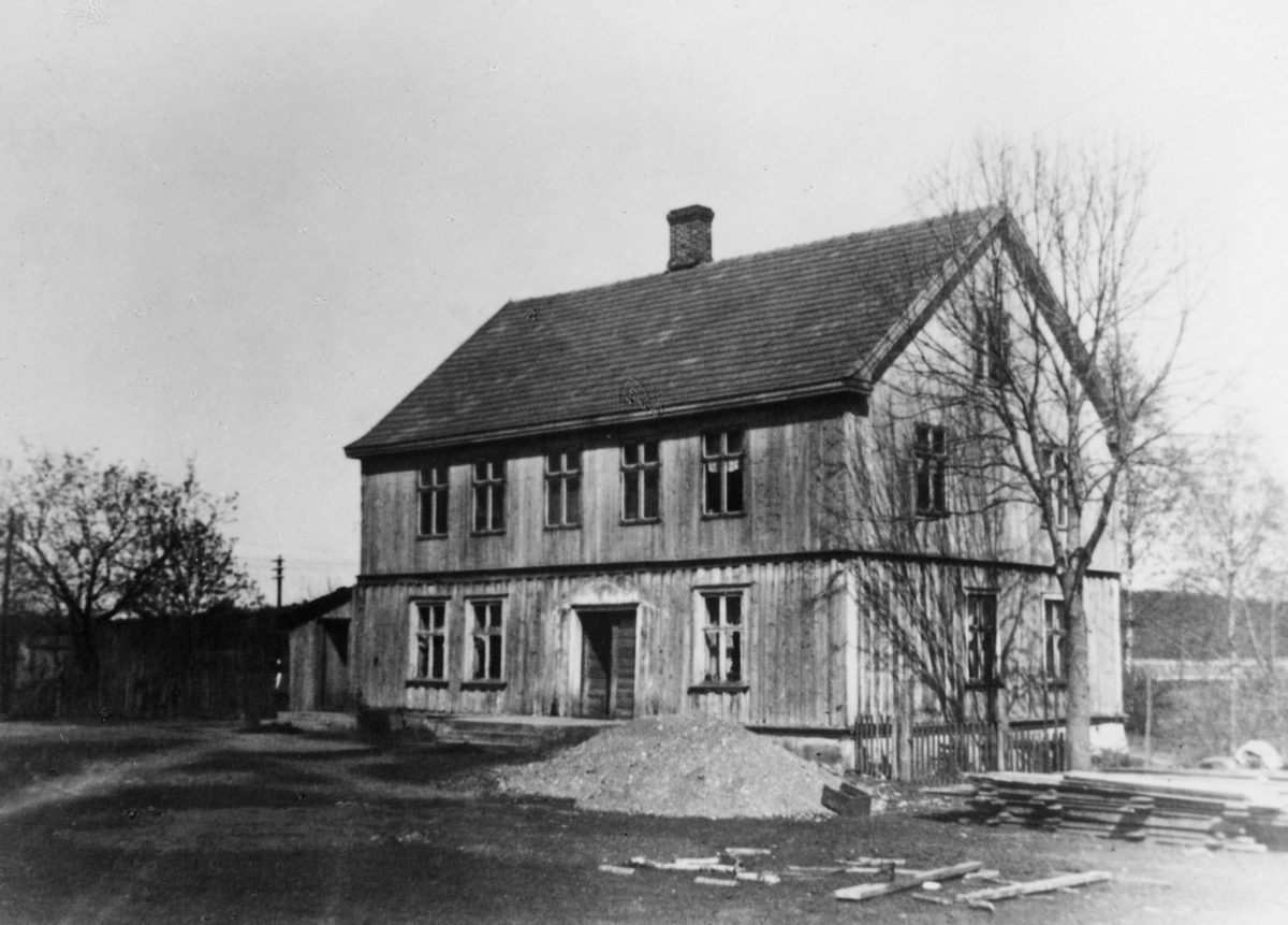 transport, hest, skysstasjon, Haug gård, Eidsberg