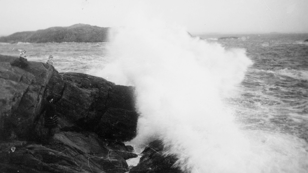 norgesbilder, vann, fjell