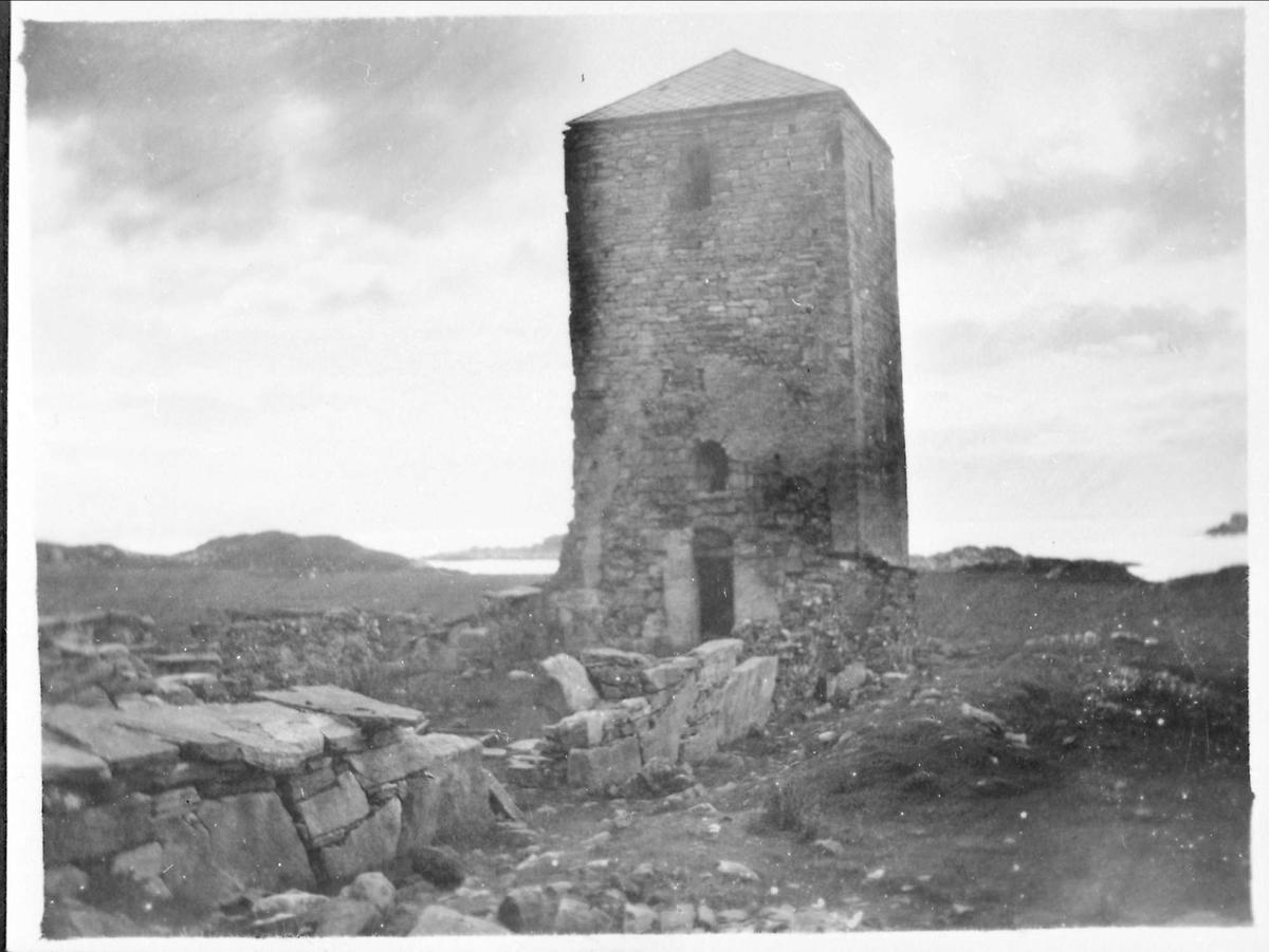 Selja, kloster, St. Alban,