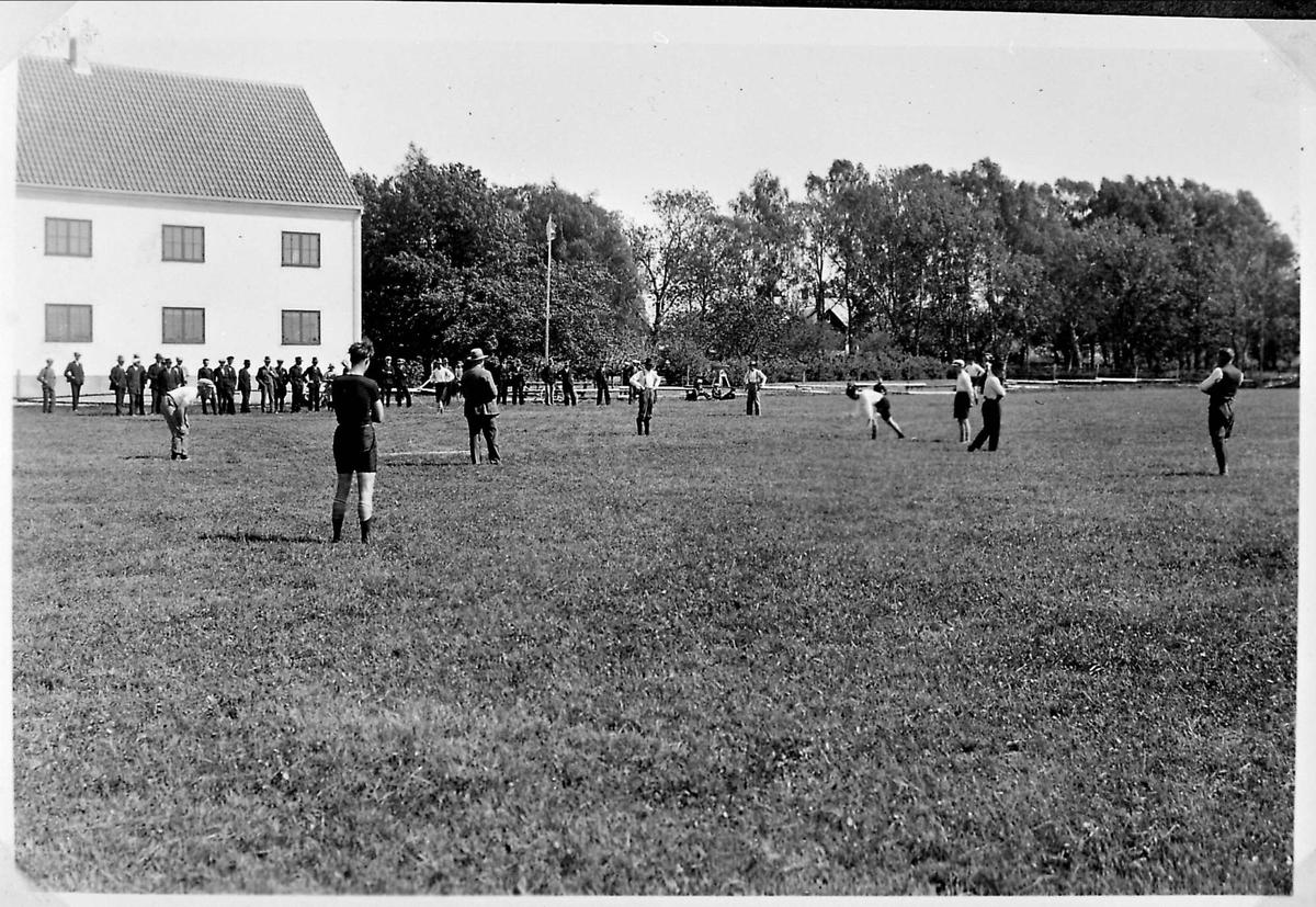 """Hemse, Gotland, Gotlandsk """"Park"""""""