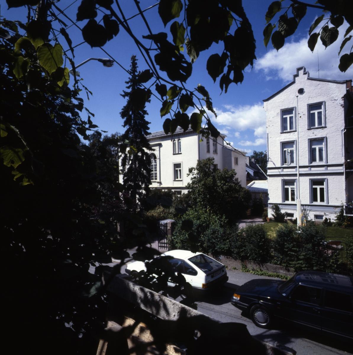 DOK:1995, Sigrid Undsets bosteder, Lyder Sagens gate 10,
