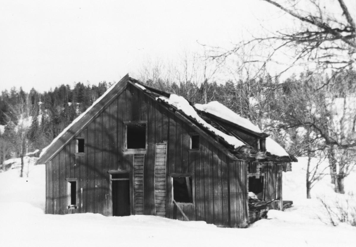 Hovedhuset i Pollen, fraflyttet i begynnelsen av 1920-årene.