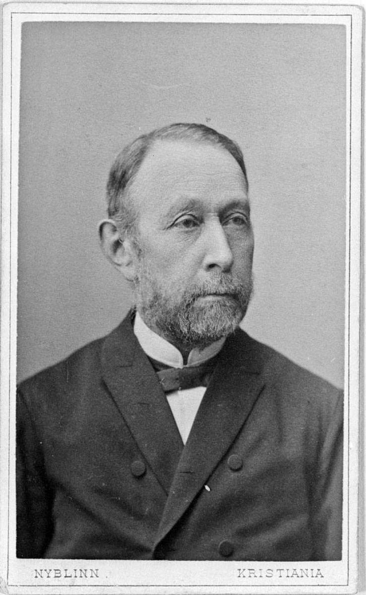 Peter Severin Jacob Daae (11/6 1823-19/11 1911)