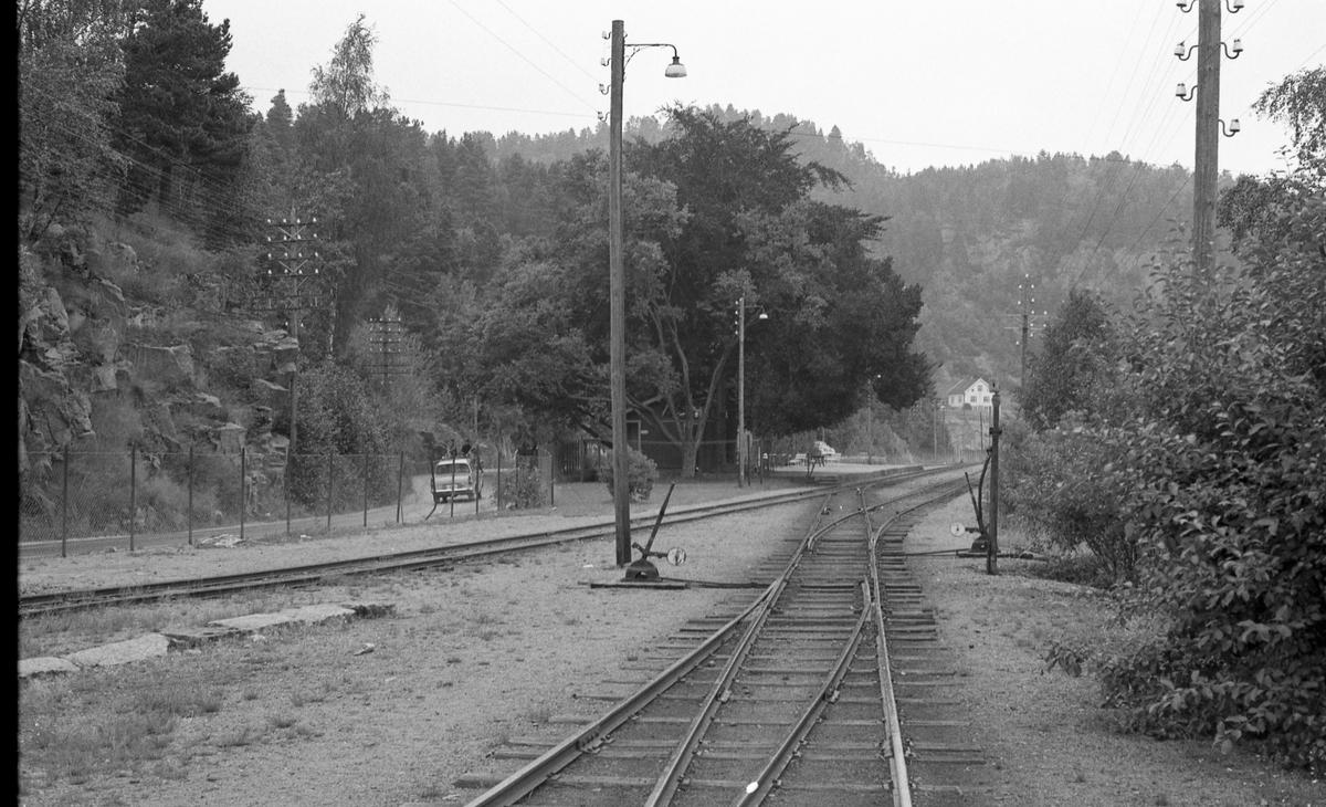 Hægeland stasjon fra syd