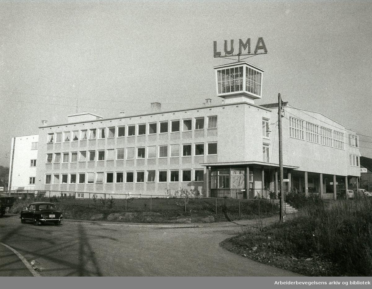 Luma Fabrikker,.ca. 1960