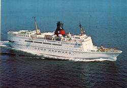 Danskebåten MS Prinsesse Margrethe, Oslo-København, rederiet