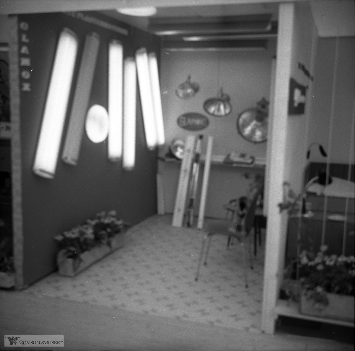 Lamper og armaturer fra Glamox. .(EH005)
