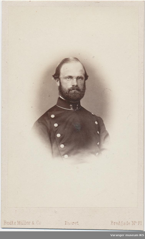 Portrett, Hans Carelius Othinius Hanssen