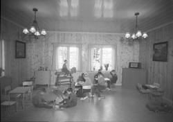Horgheim intriør + extriør + barna (Finnes barnehjem)