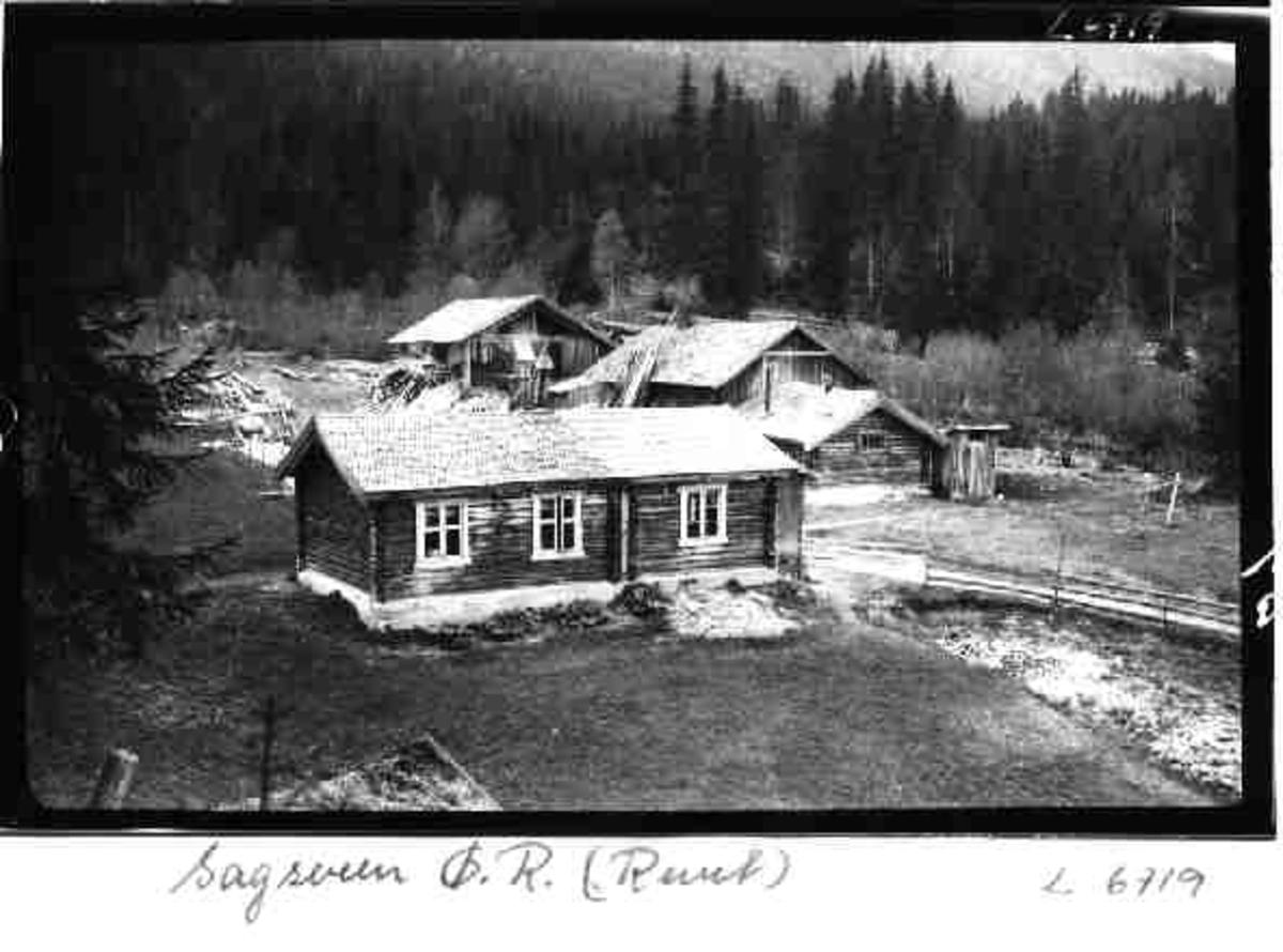 Sagsveen, Øvre Rendal, Rendalen