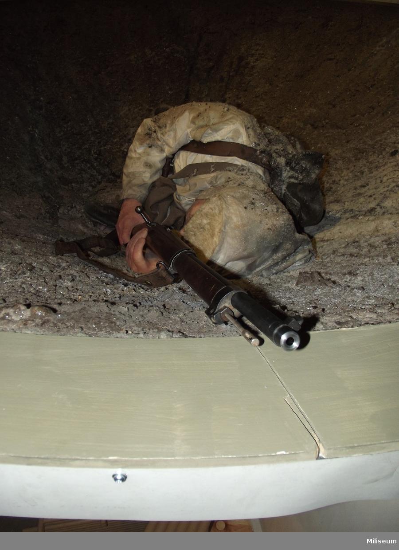 Replika av gevär m/1896