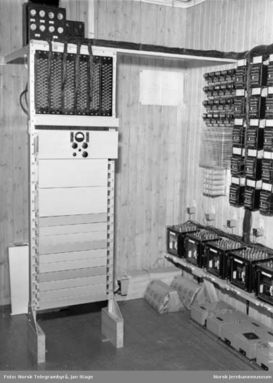 Sikringsanlegg for Lieråsen kryssingsspor