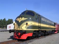 Diesellokomotiv