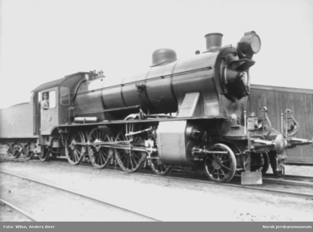 Hovedbanens damplokomotiv litra A nr. 4