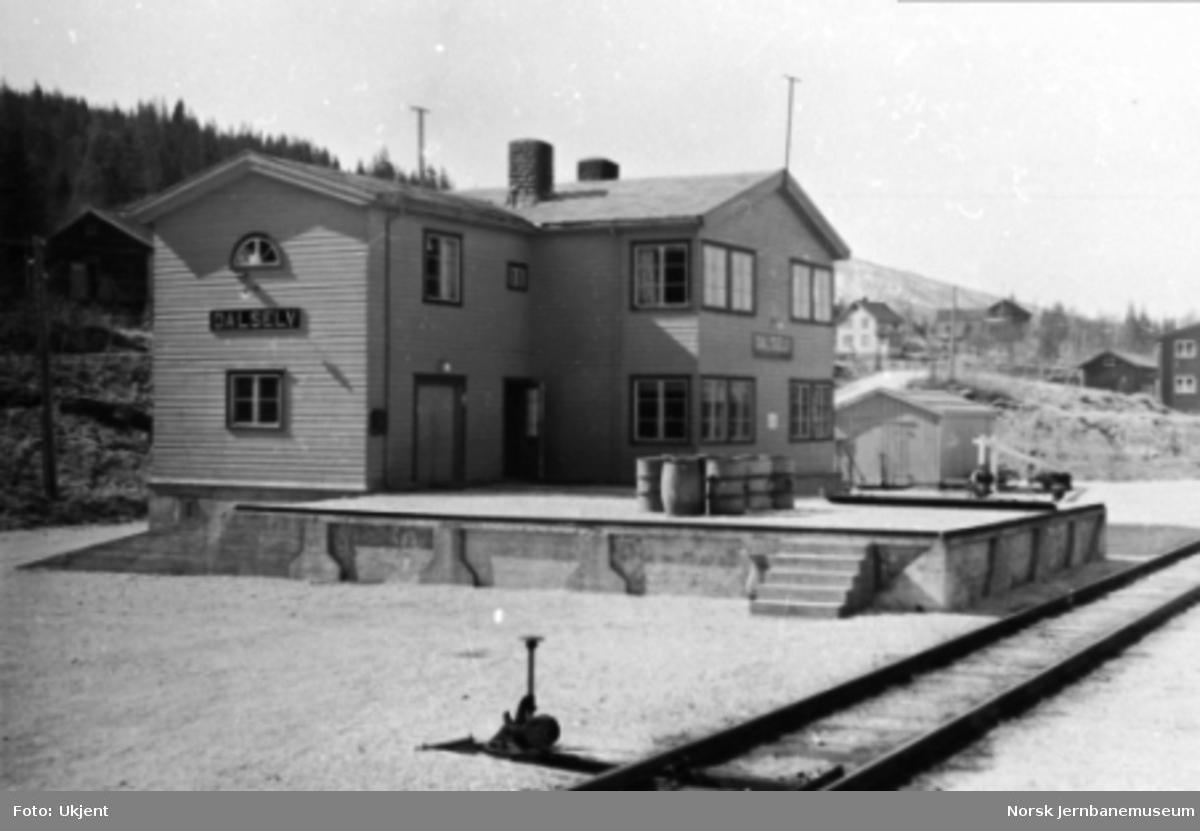 Dalselv stasjon