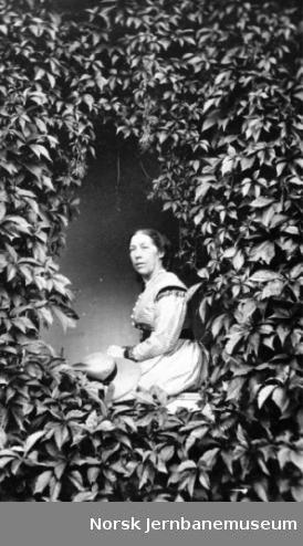 Portrett av Pihls hustru Catherine