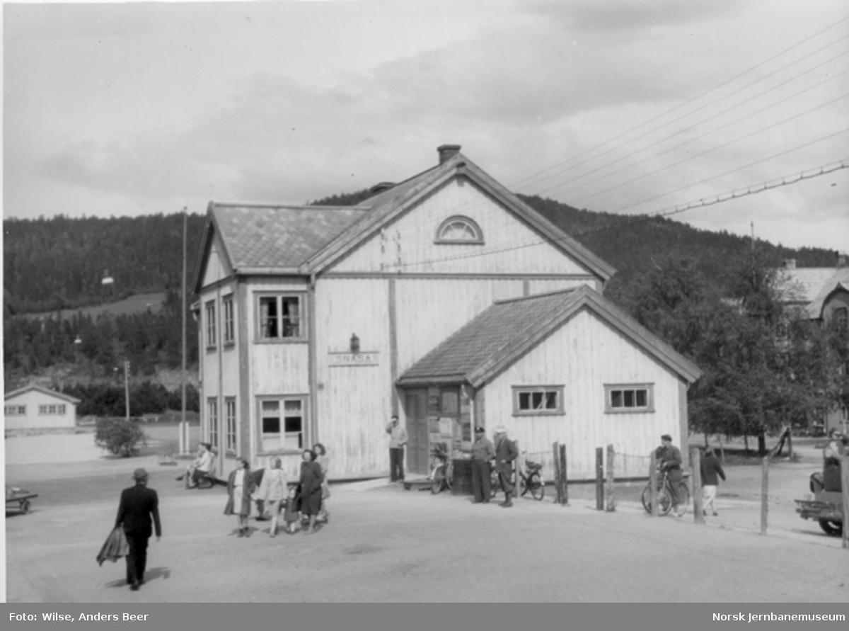 Snåsa stasjon