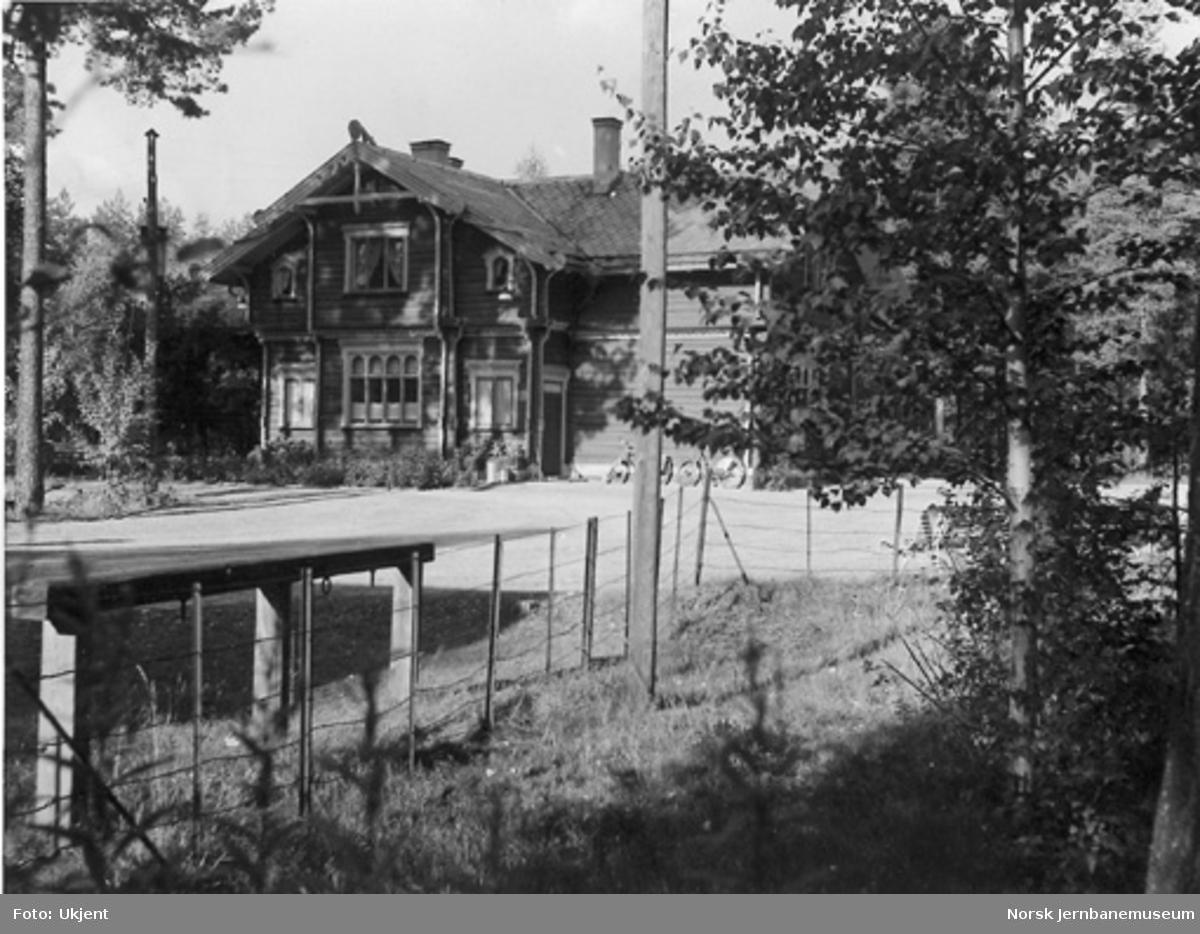 Byglandsfjord stasjonsbygning