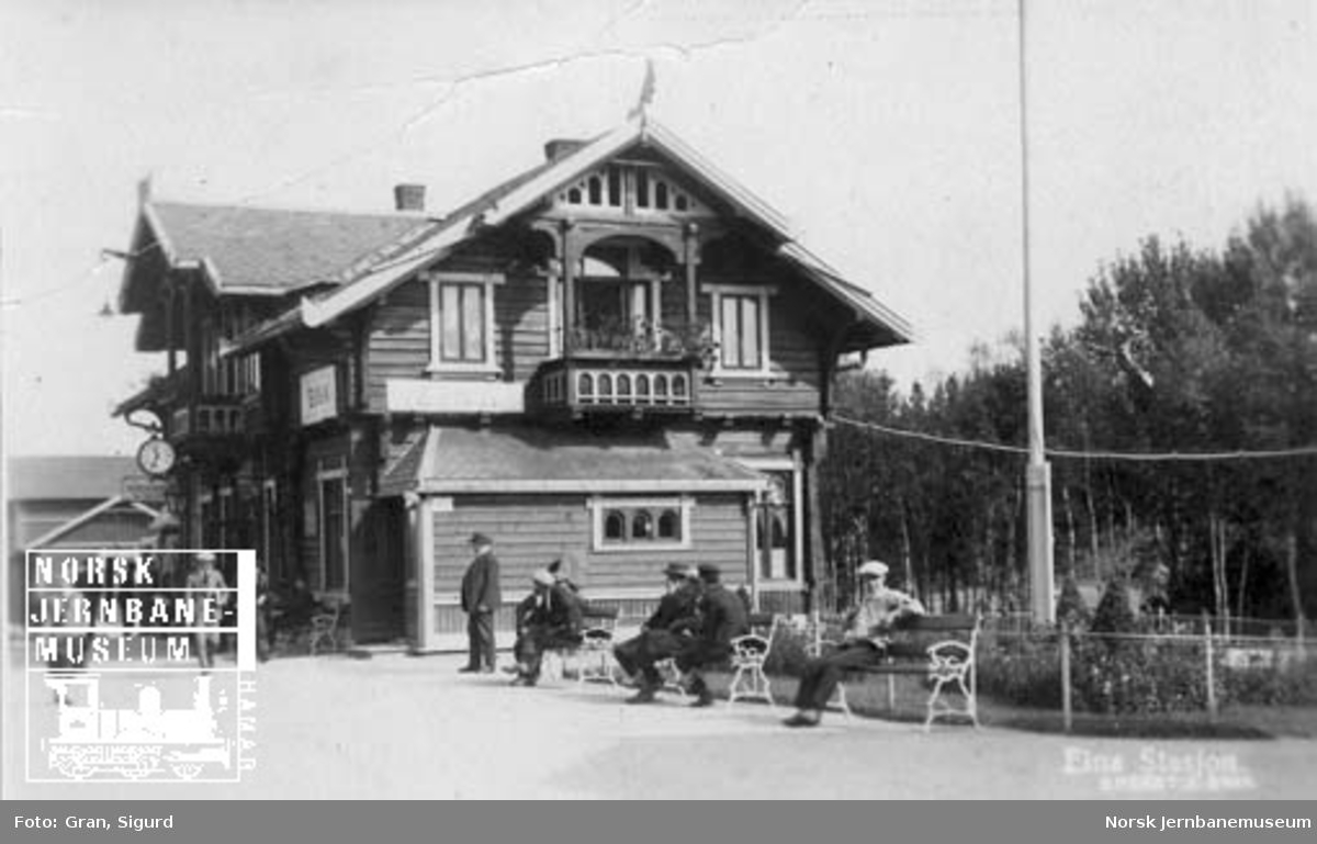 Eina stasjon