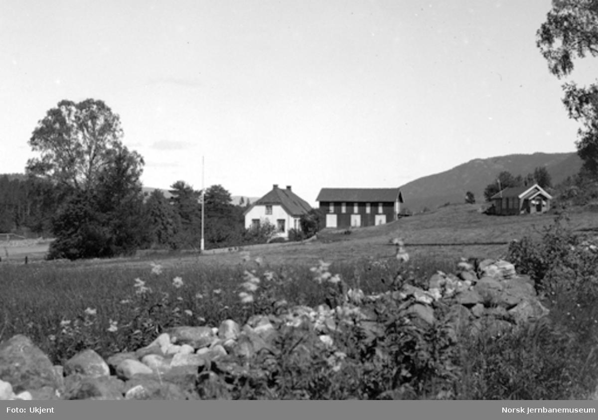 Horneløkken gård