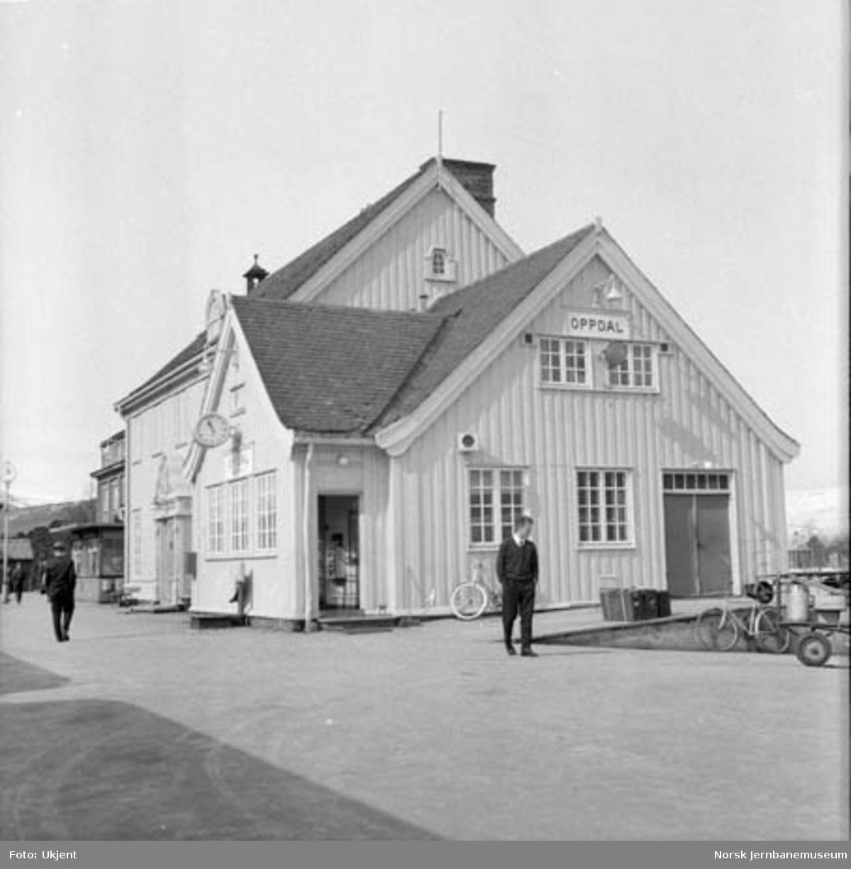 Oppdal stasjon