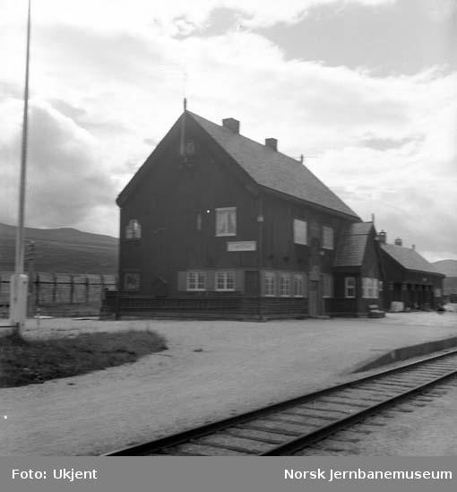 Fokstua stasjon