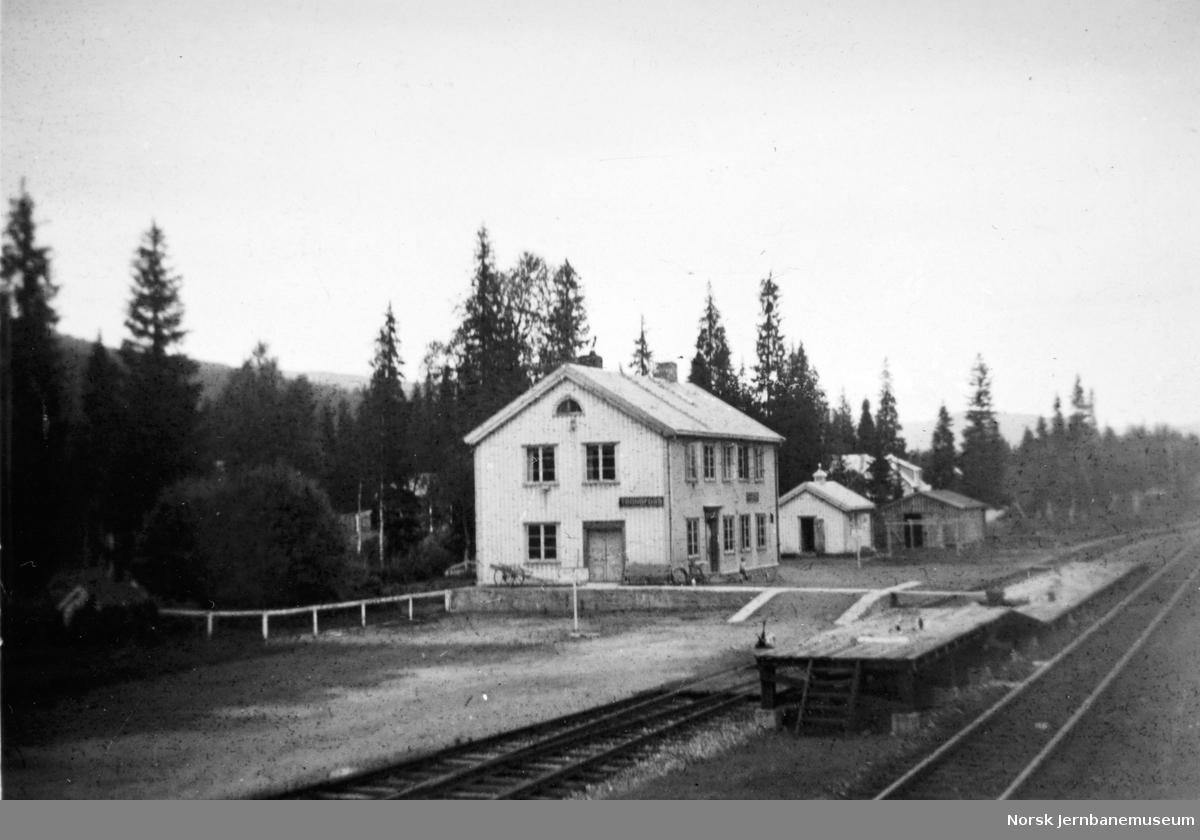 Flåtådal stasjon
