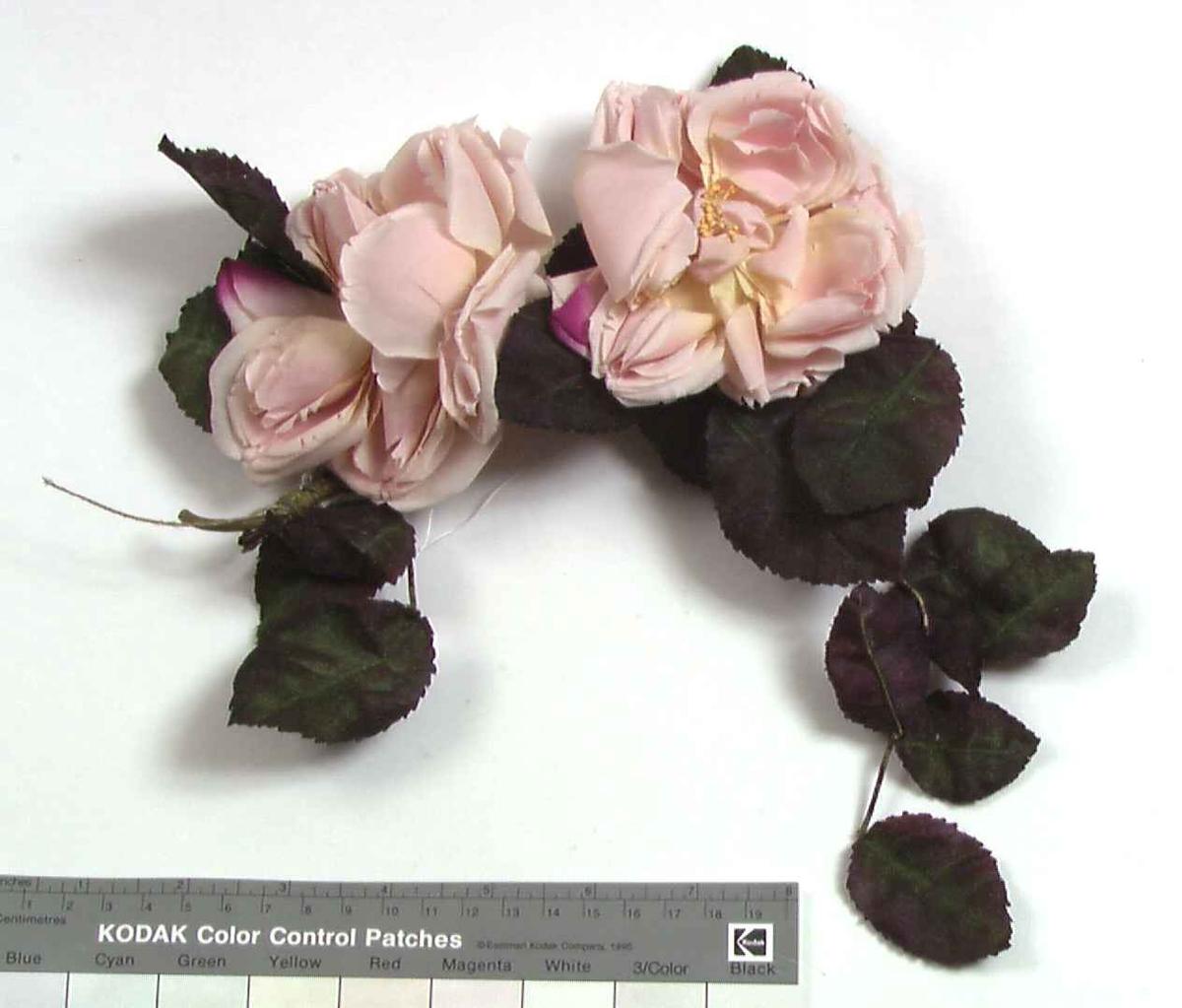 Draktpynt, rosebukett