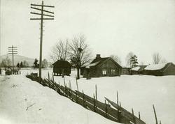 Plassen Vengerflaen, Eidsvoll, Øvre Romerike, Akershus. Husm