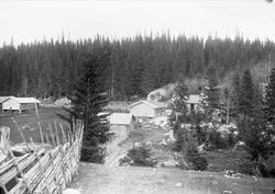 Setervollen og bebyggelse på Holoa seter, Hadeland, Jevnaker