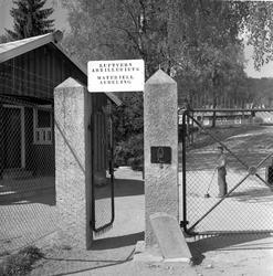 Port inn til Luftvern Artilleriets materiell avdeling, Marid