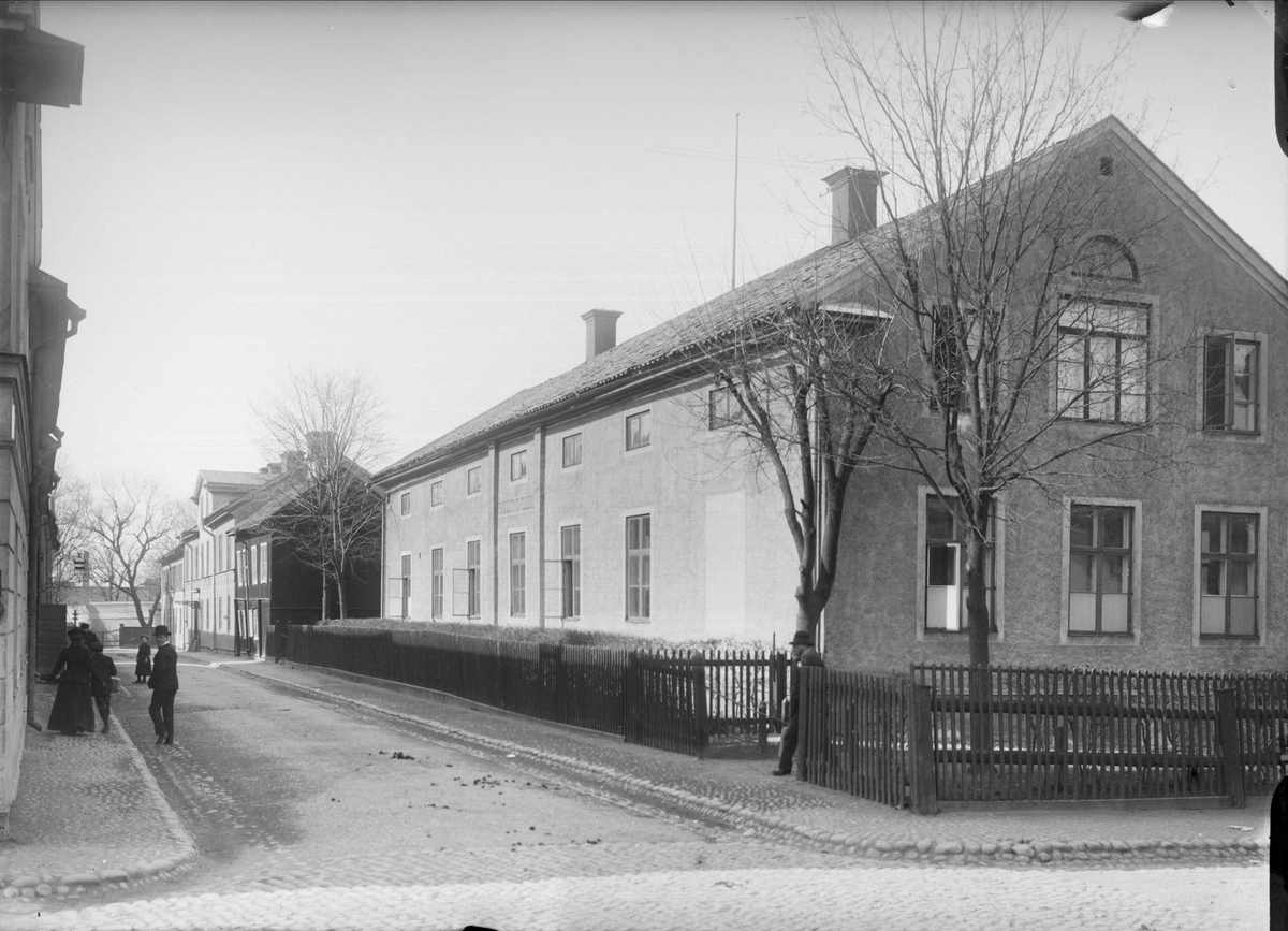 social afrikansk avsugning i Uppsala