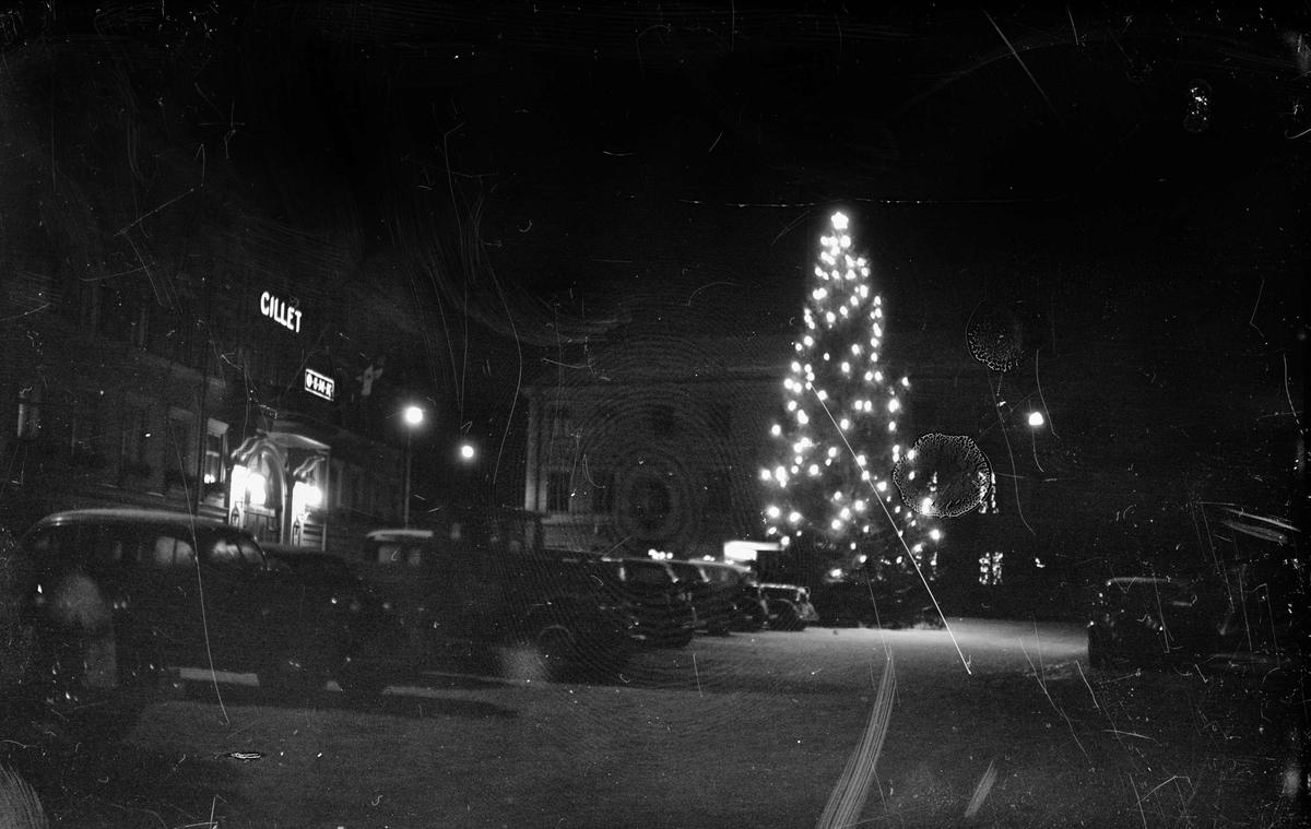 Julgran på Fyristorg, Uppsala