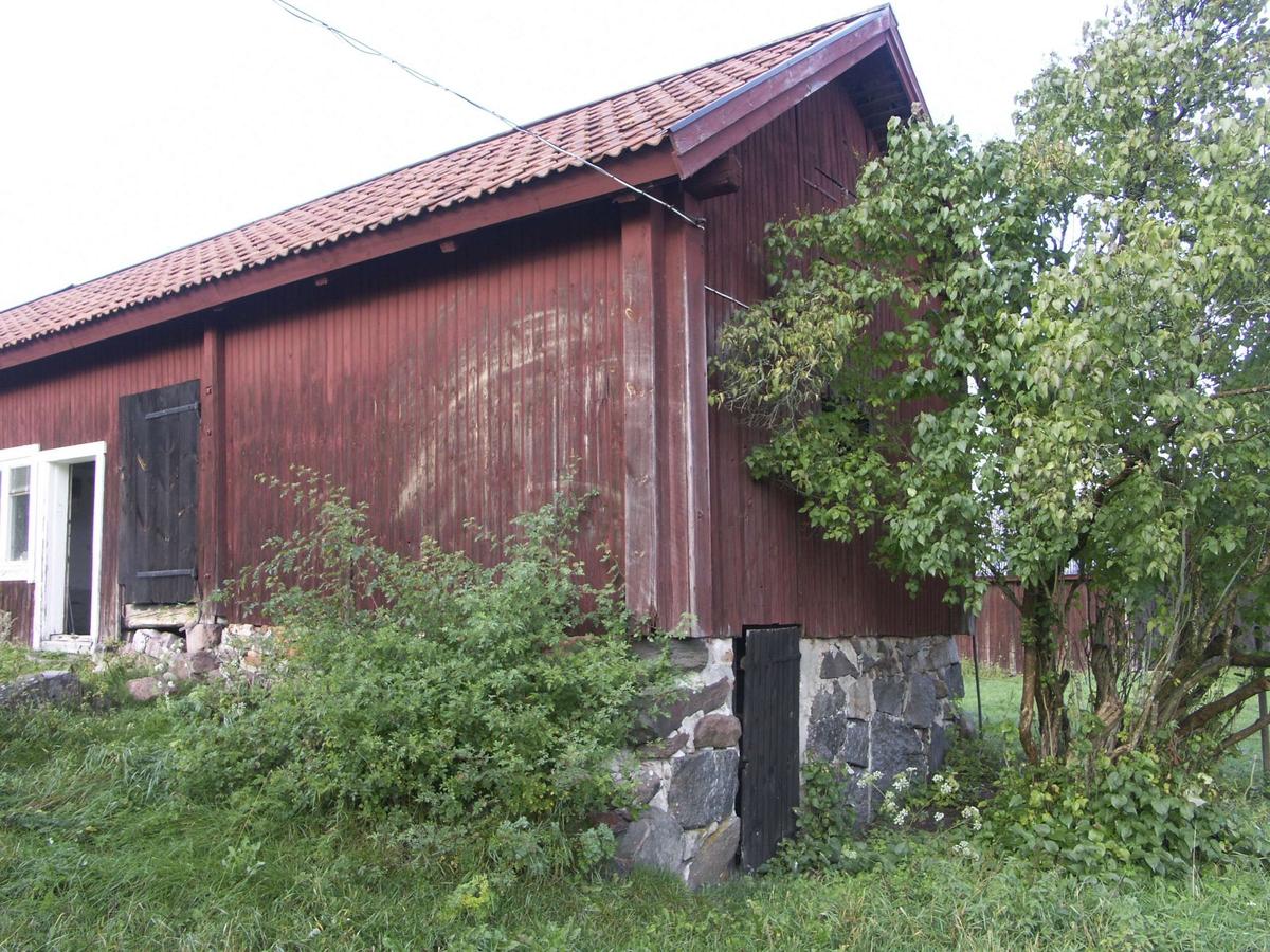 Bod,  Gålarmora, Valö socken, Uppland 2004
