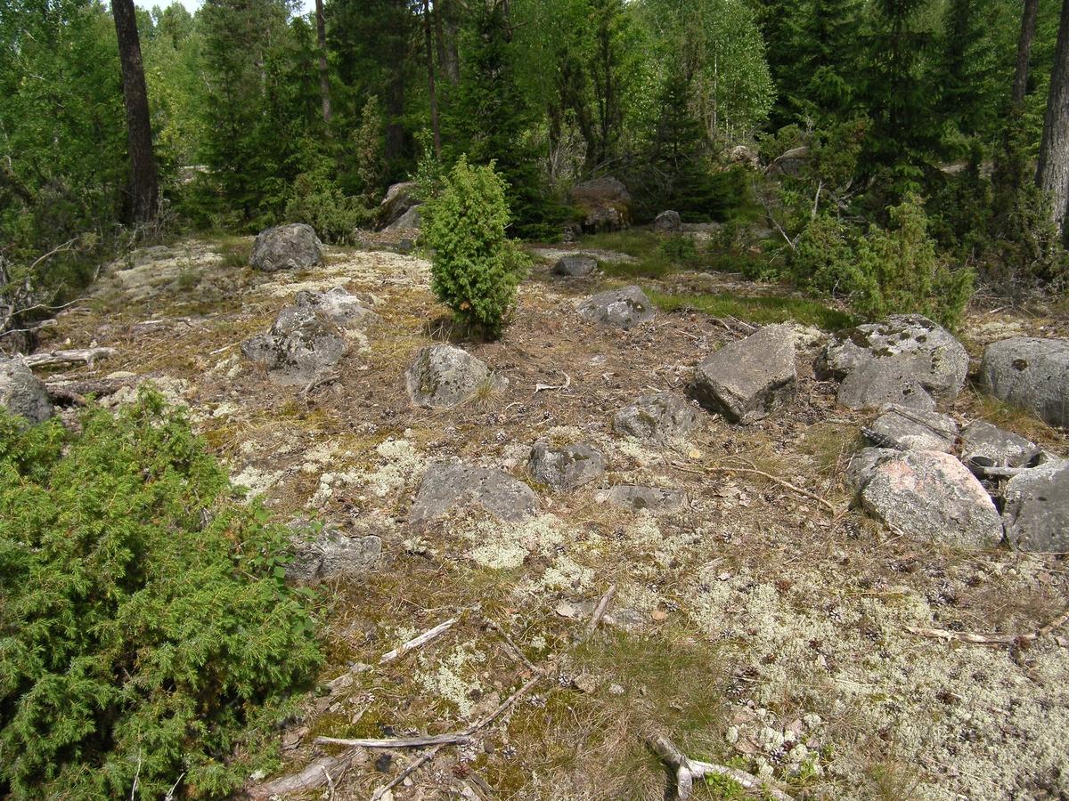 Arkeologisk utredning, Åkersberg, Vårfrukyrka socken, Uppland 2010