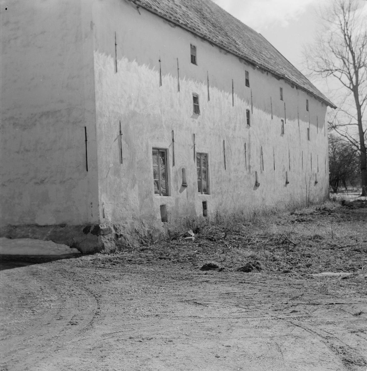 Magasinsbyggnad i Fagerudd i Enköping, Uppland 1961