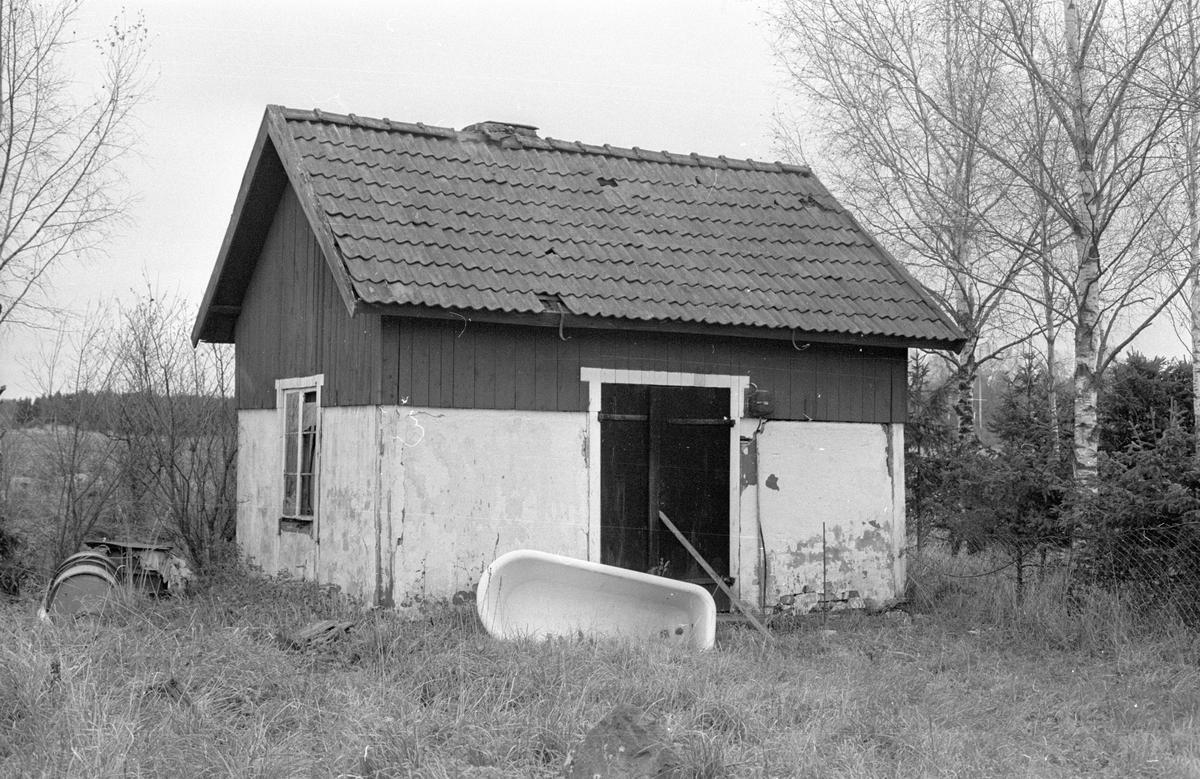 Brygghus, Sällinge 2:8, Sällinge, Danmarks socken, Uppland 1978