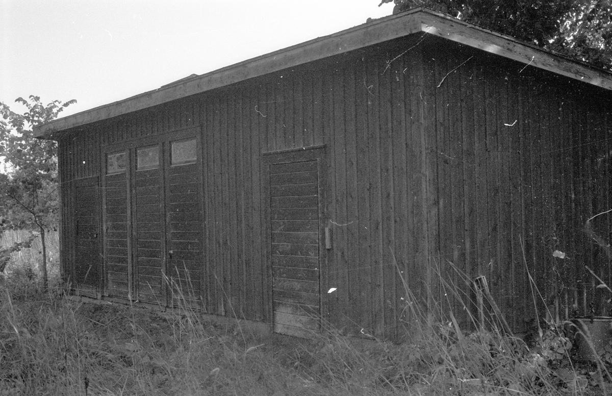 Källare, Marielunds station, Marielund, Funbo socken, Uppland 1982