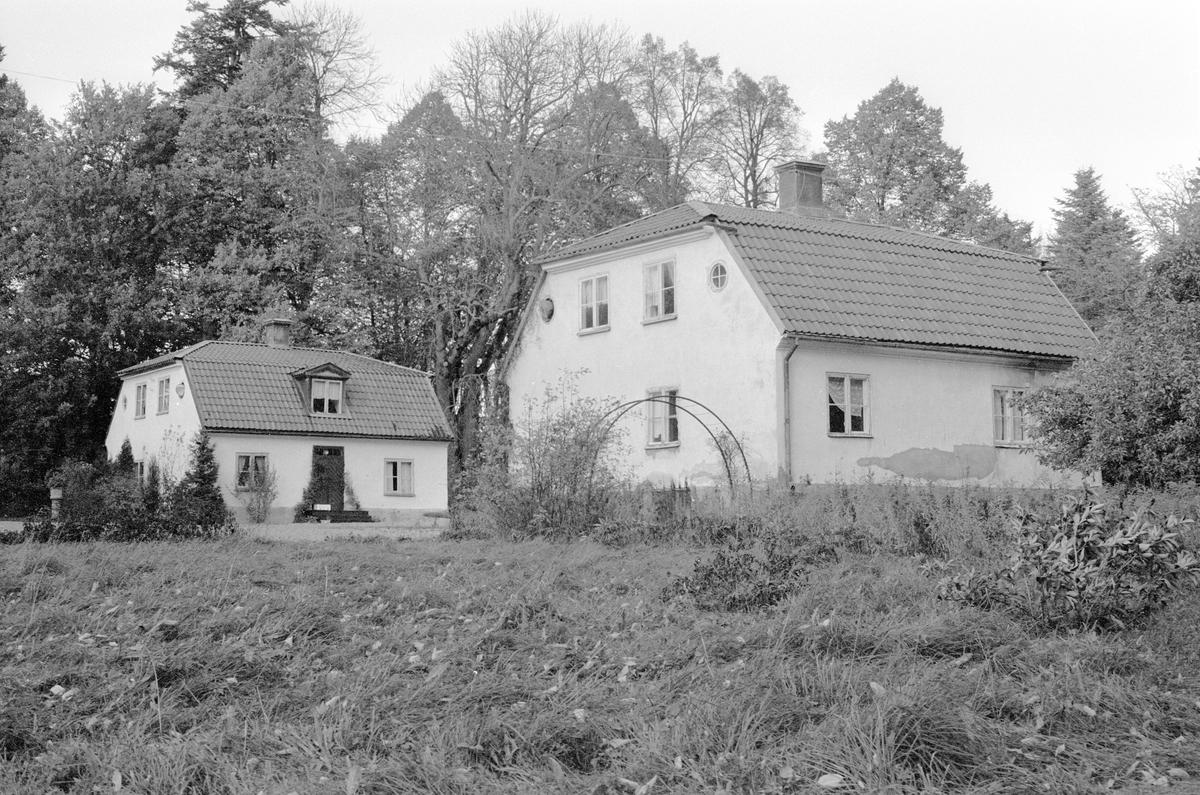 Bostadshus, Bredsjö 1:2, Bredsjö, Järlåsa socken, Uppland 1984