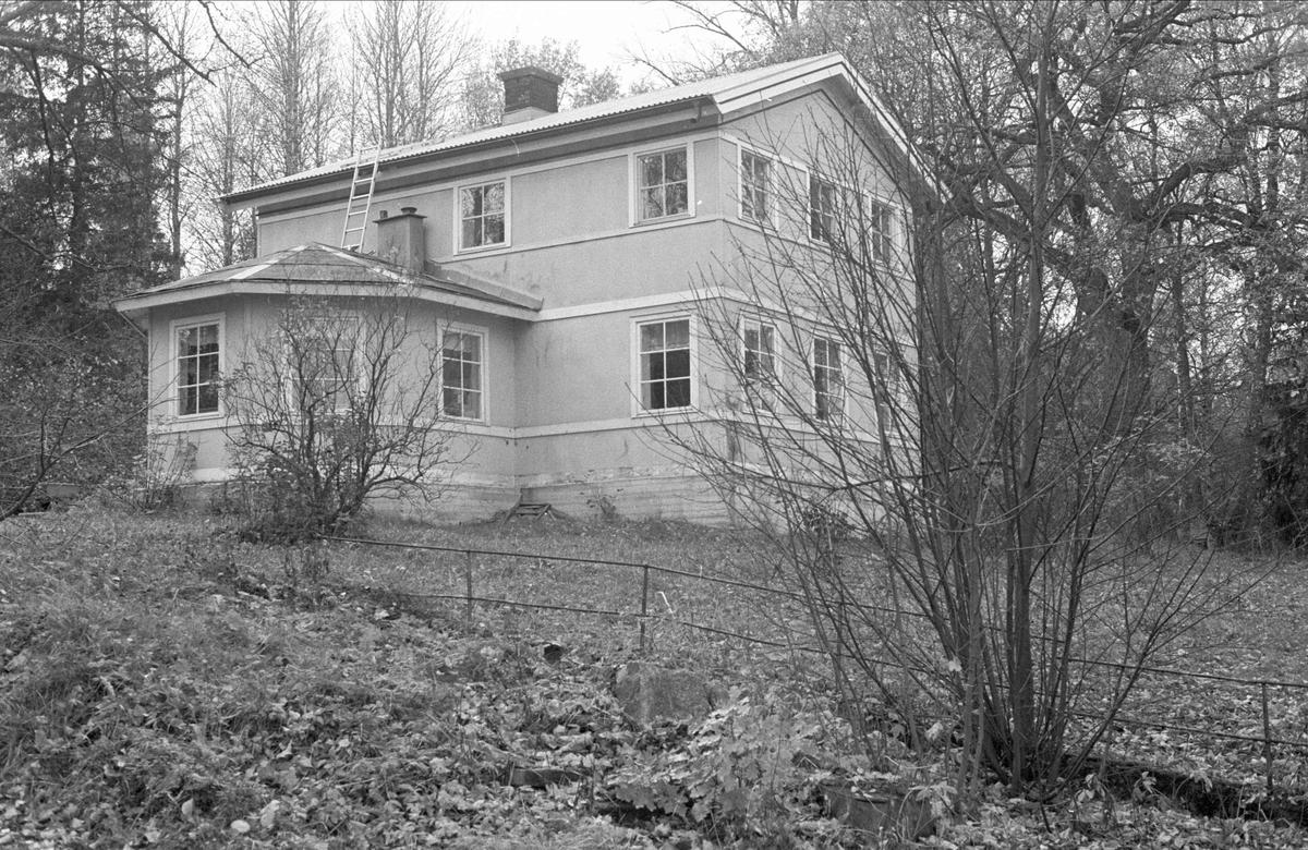 Bostadshus, Ekbacken, Viggeby, Dalby socken, Uppland 1984