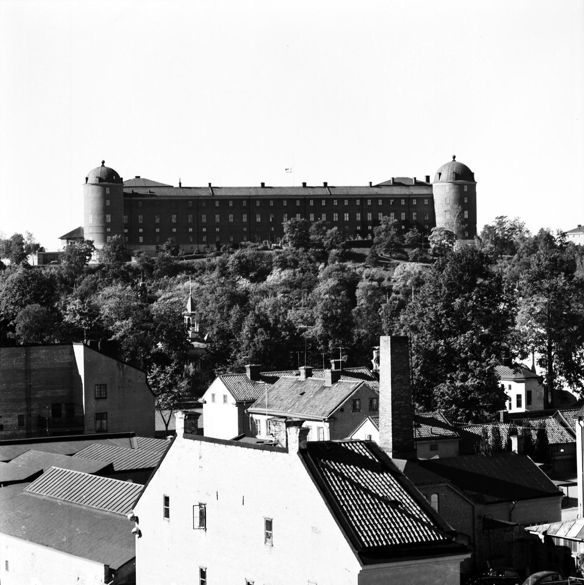 Dag Hammarskjöld, Uppsala i sorg, september 1961