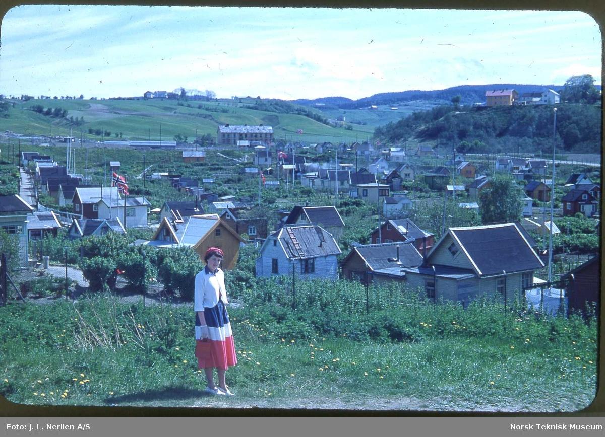 Russepike i Trondheim, 1952
